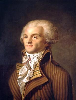 CA C'EST PASSE UN 27 JUILLET dans JOUR ANNIVERSAIRE Robespierre